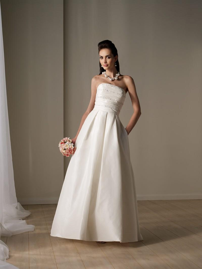 Bridal Wedding Gown WD-