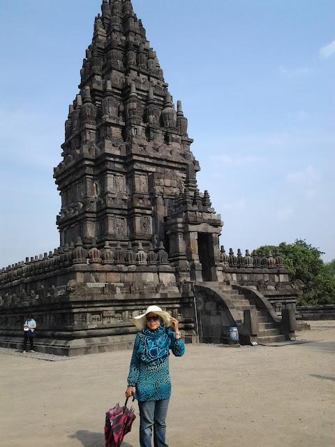 Percutian ke Yogjakarta - Perambanan Temple