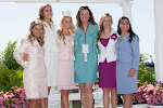 2013 NCAF Princess Paxton Webster and Court
