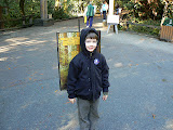 Jack At Entrance To Muir Woods, California