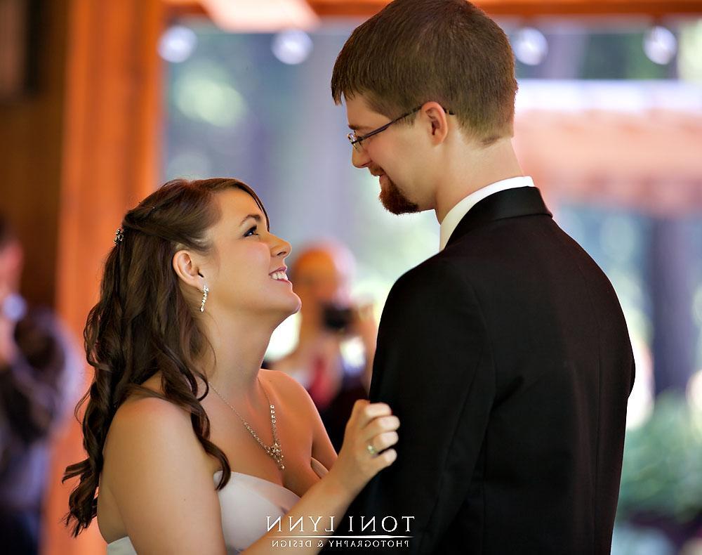 Kristin & Kyle   Evergreen Gardens Wedding