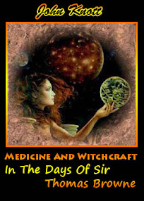 Cover of John Knott's Book Medicine And Witchcraft In The Days Of Sir Thomas Browne