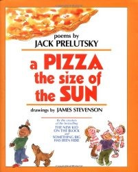 A Pizza the Size of the sun