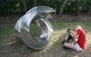 Bronwen, Sculpture by the Sea