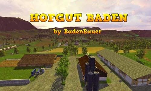 Farming simulator 2015 - Hofgut Baden v 2.0