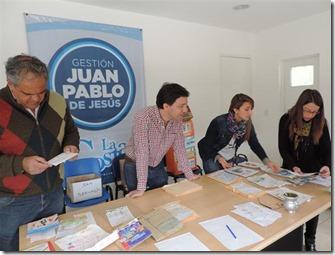 El jurado ya seleccionó los folletos ganadores del concurso Pisa Pisuela