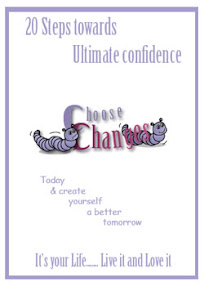 Cover of Carol Dodsley's Book 20 Steps Towards Ultimate Confidence