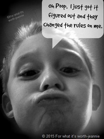 rules changed meme