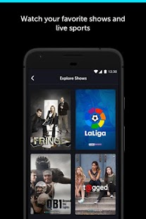 go90 - Stream TV & Live Sports APK for Bluestacks