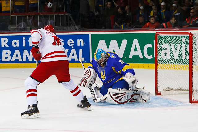 Чемпионат мира по хоккею Украина - Польша