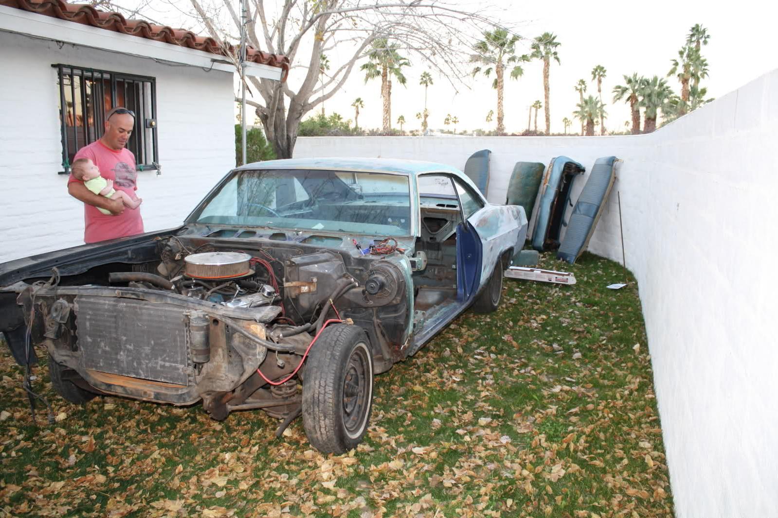 3onthetree 1966 Impala