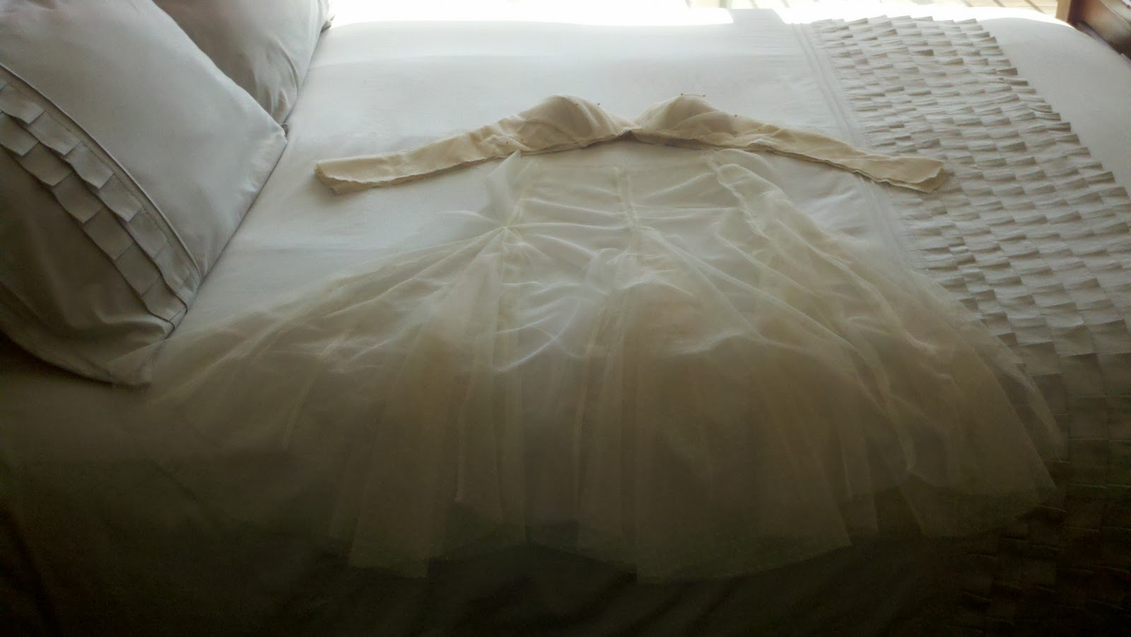 Taras Antique Wedding Dress
