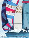 Text: Engineering Fluid Mechanics. Description: Picture of Aaron's Fluid Mechanics text book.