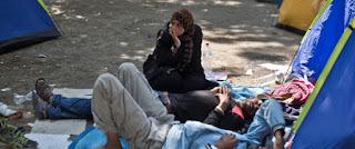 Belgrade accueille à bras ouverts les réfugiés du Moyen-Orient