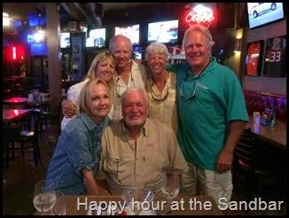 Sandbar , J& D Paul & wendy 2