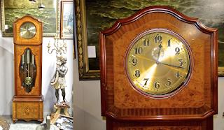Часы в стиле Модерн. ок.1930 г. 2500 евро.