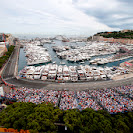 Monaco F1 circuit overview