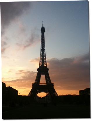 Eiffel Tower - Ipod 1