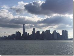 NYC NY skyline