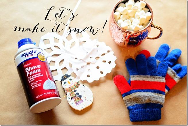 Let's Make It Snow!