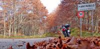 """Vom Wintersportresort """"Piancavallo"""" (1267m) in Richtung Barcis."""