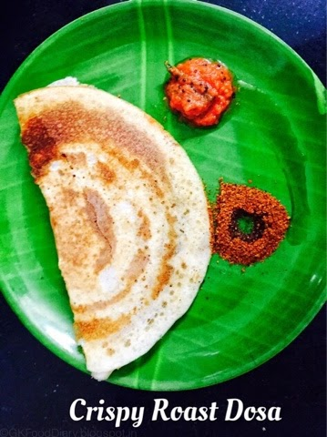 Homemade Idli Dosa Batter Recipe
