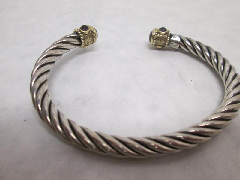 14KT Gold Cuff Bracelet