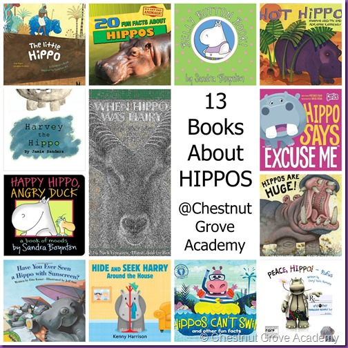 Books about Hippos