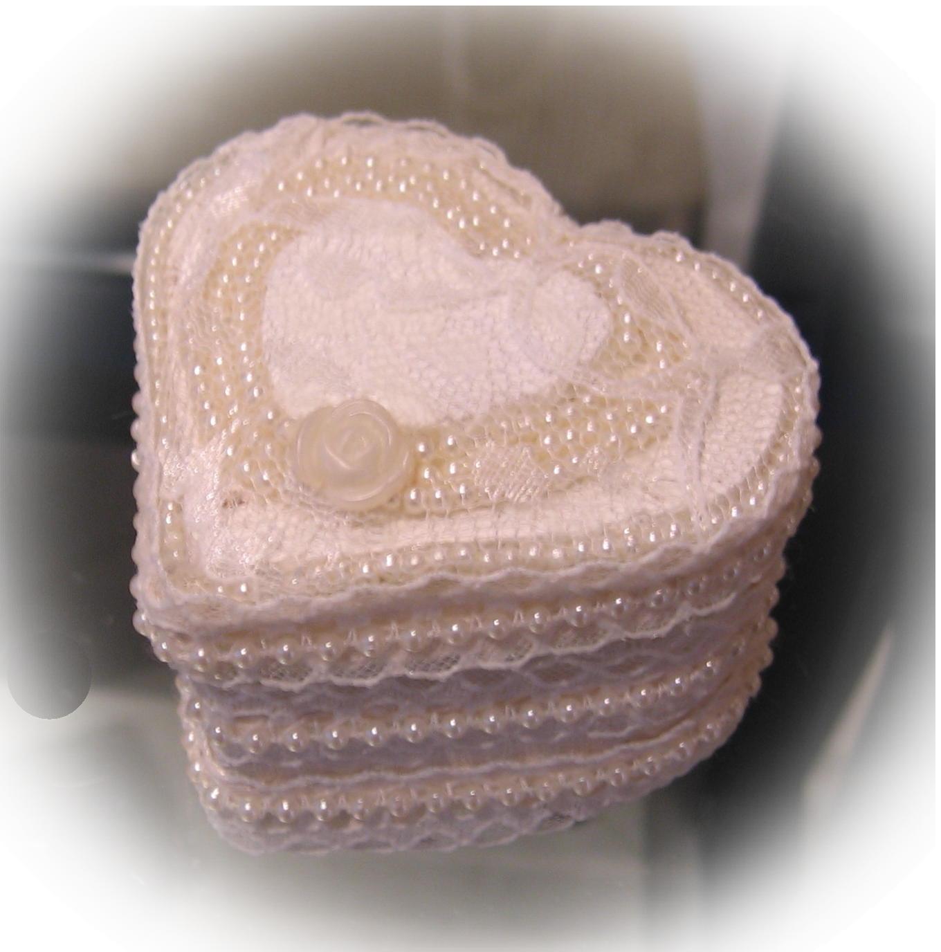 victorian heart rind box