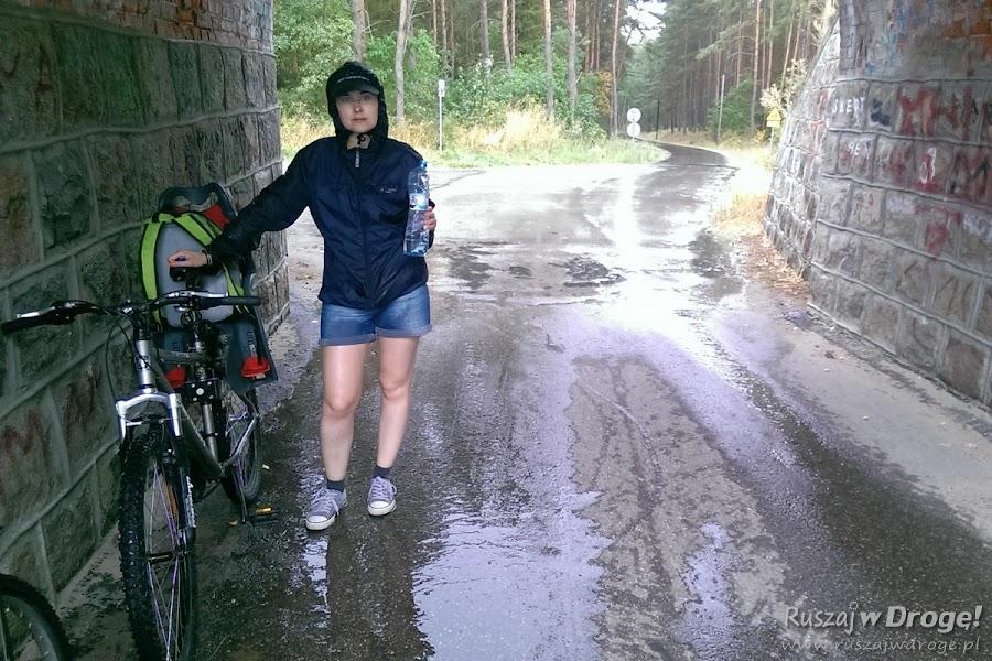 Na rowerach na Kociewiu