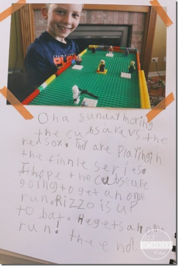 elementary-creative-journal-writing-with-legos