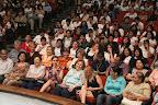 Conferencia en Teatro de la Ciudad, Trixia Valle