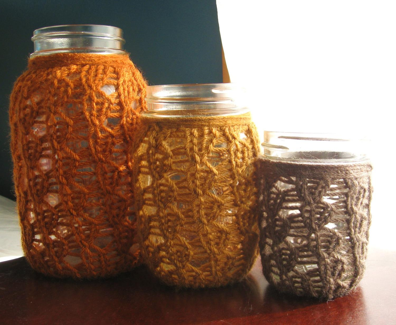 Mason Jar Wedding Centerpieces