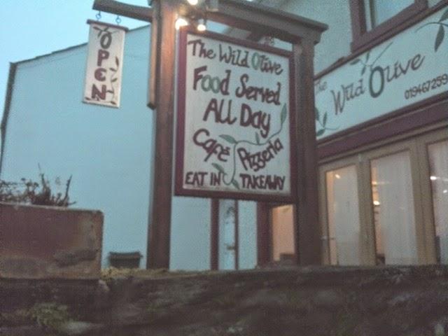 Wild Olive restaurant Gosforth