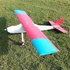 Der Passat ist unser Segel-Schleppmodell z.B. zum Schleppen unseres antriebslosen Easygliders. Das Schleppen macht viel Spaß, erfordert aber schon eine hinreichende Flugerfahrung und auch Koordination mit dem Seglerpiloten.