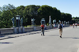 De ingang van Vigelandsparken
