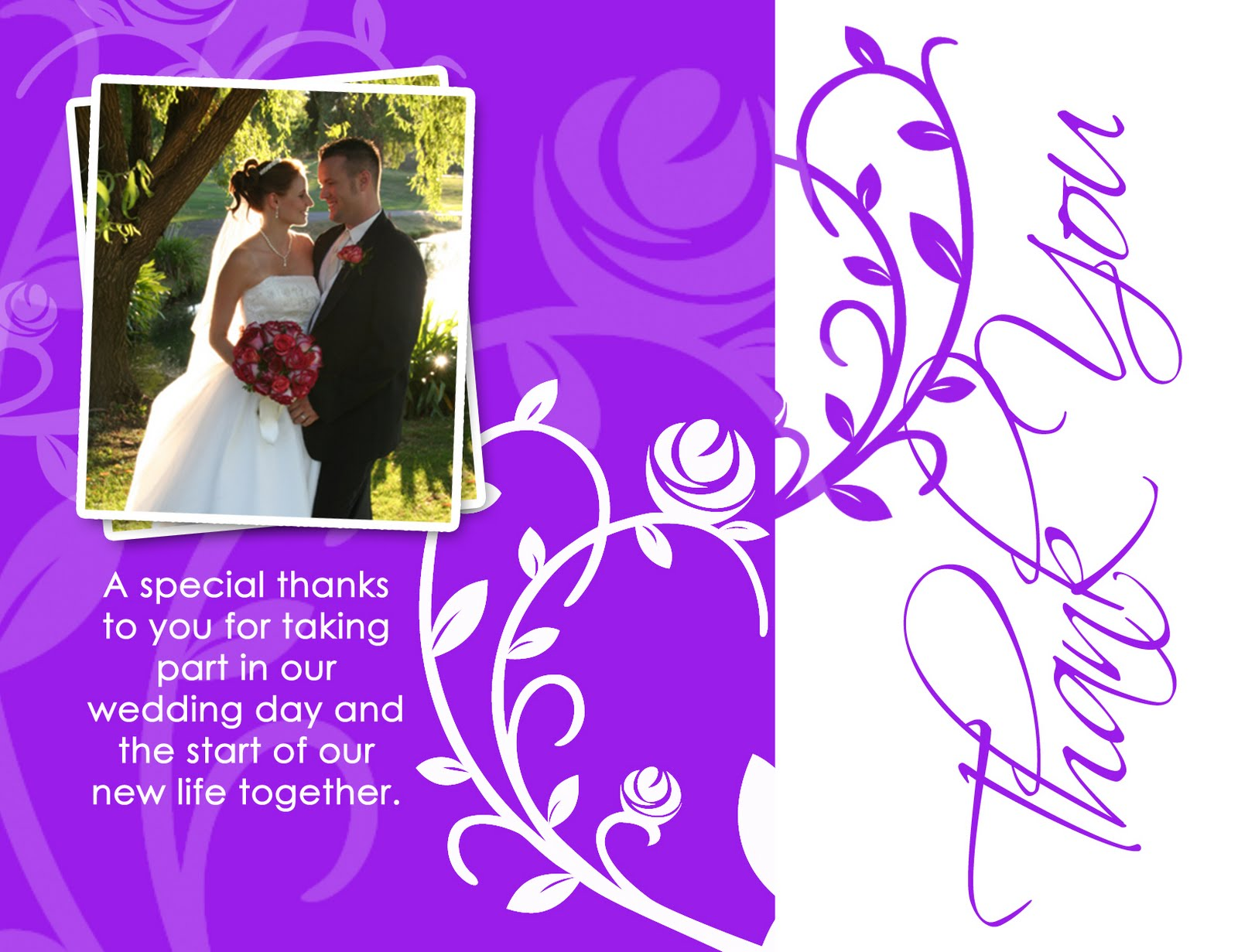 Wedding Invitation Design #981
