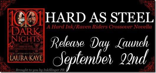 Hard As Steel RDL - banner