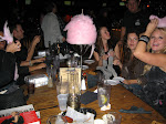 Cotton candy hat!