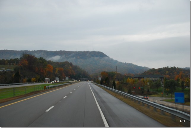 Travel from Kingsport to Cumberland I26-US11W-US25E (7)