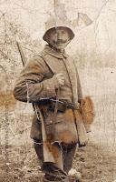 German pioneer on the western front