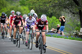 Pace Bend Race (U of Texas Race) - Road Race - Mar 2012 - From Texas Cycling