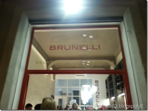brunelli gelato Senigallia