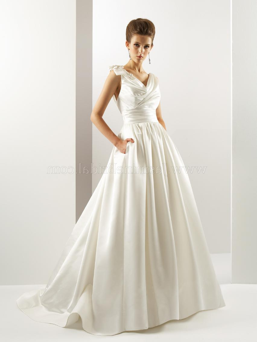 Jasmine Spring Wedding Dresses