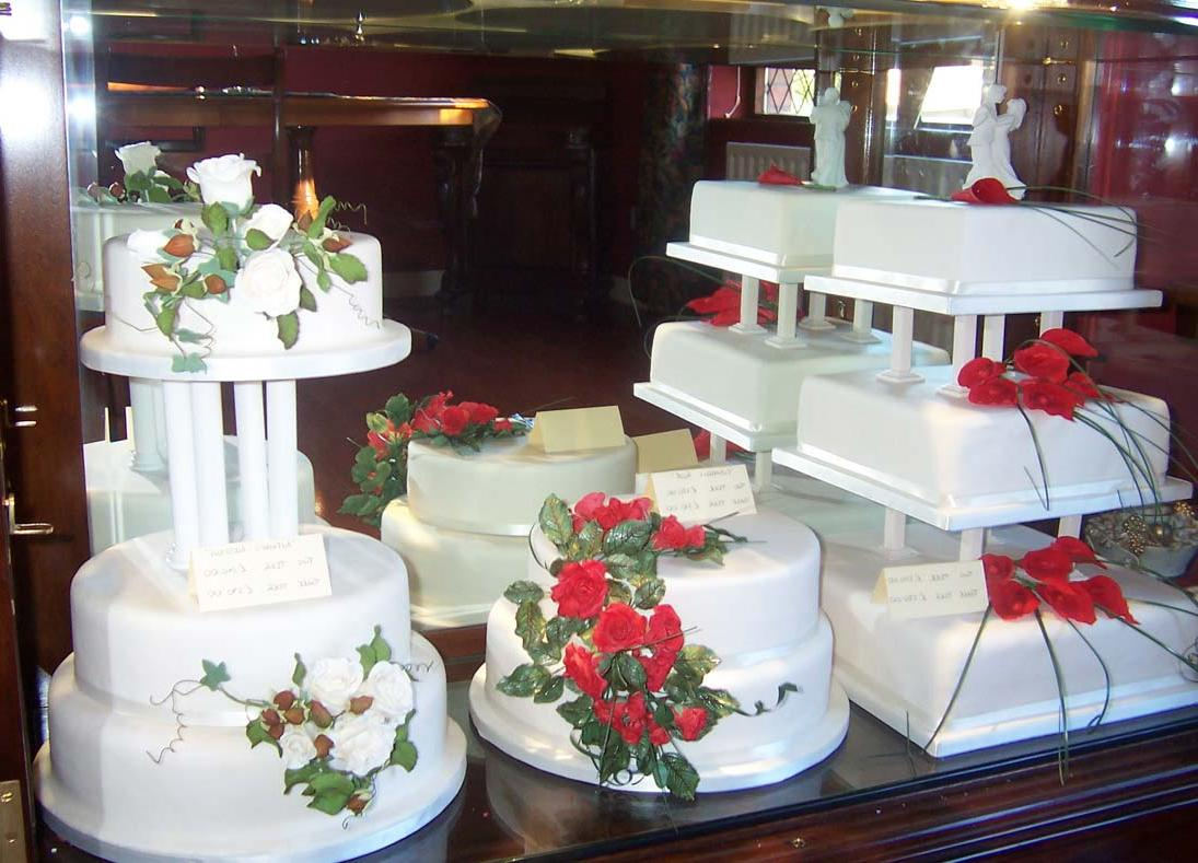 The Little Wedding Cake Co.