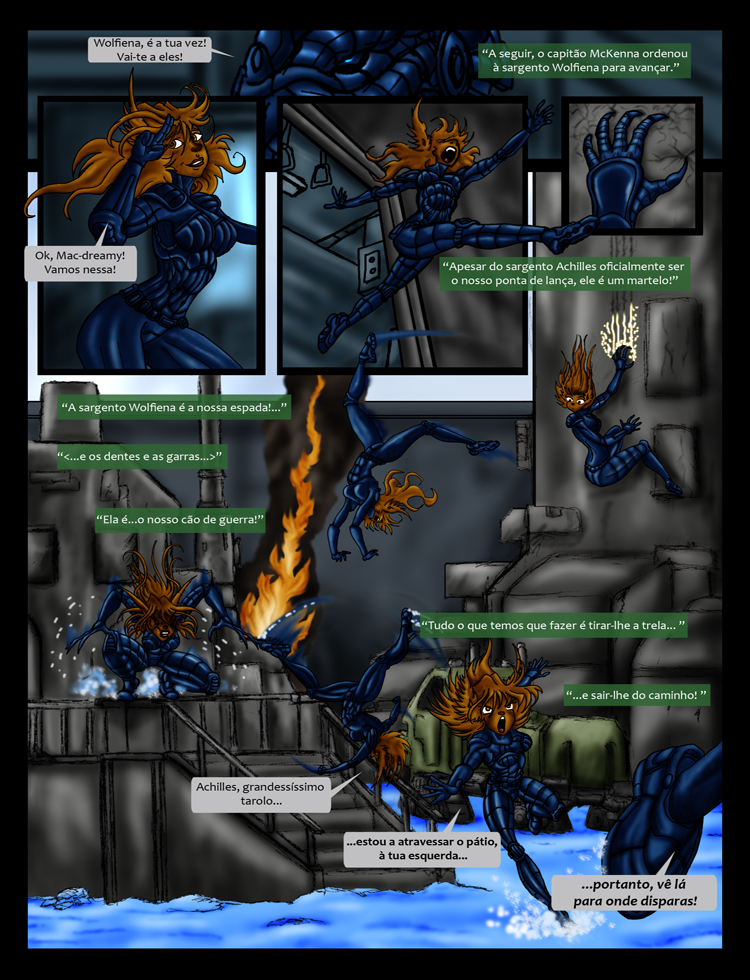 Protector da Fé - Pagina 16