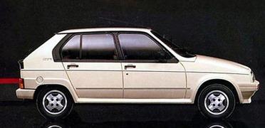 Citroen 1982 Visa GT
