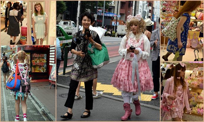 Tokyo with Juliette