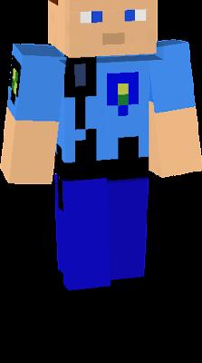 Police Nova Skin