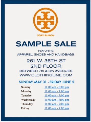 Upcoming Sample Sales | Practically Haute